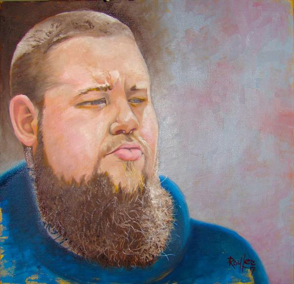 Rag 'N' Bone Man by Roy Lee