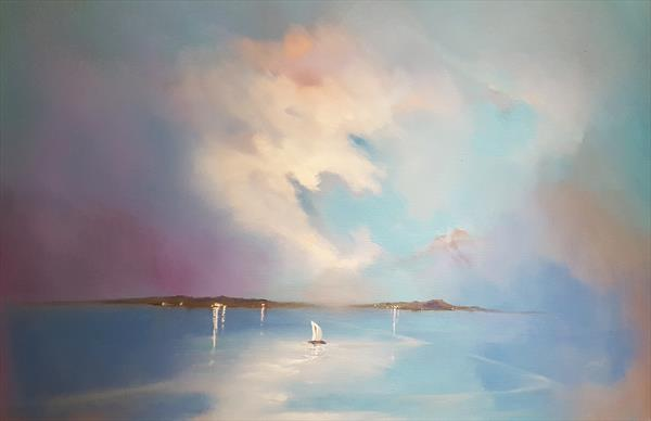 Sailing Home to You by Elizabeth Williams