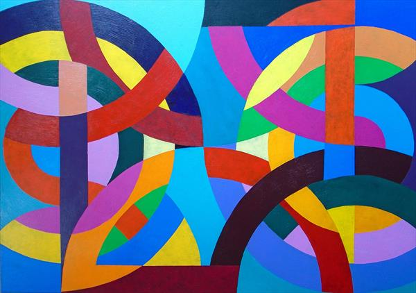 COMPOSITION OF CURVES by Stephen Conroy