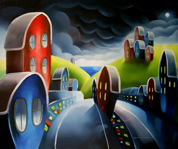 All Roads by Stephen Ladkin