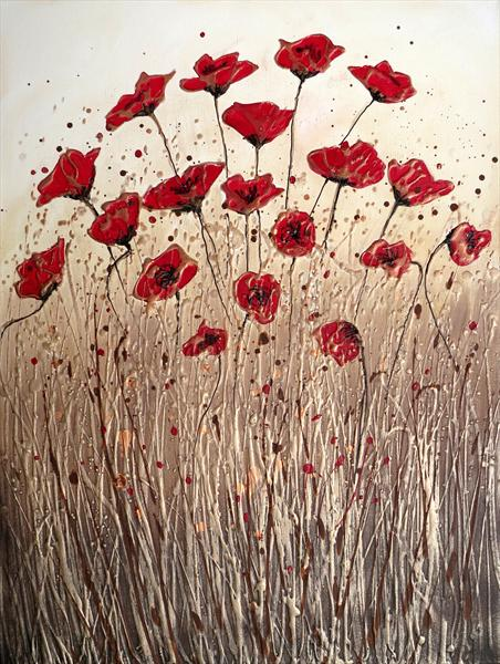 Dance of the Red Poppies