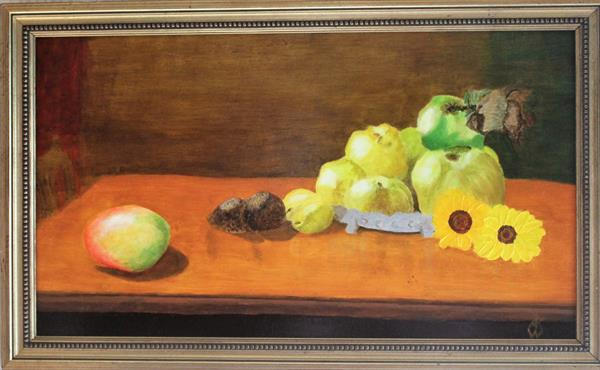 Fruits by Anthony Keith Whitehead
