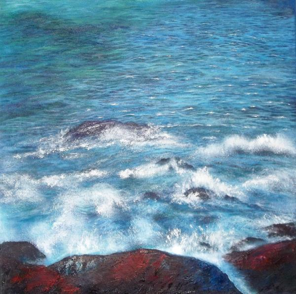 High Tide by Gill Stokes