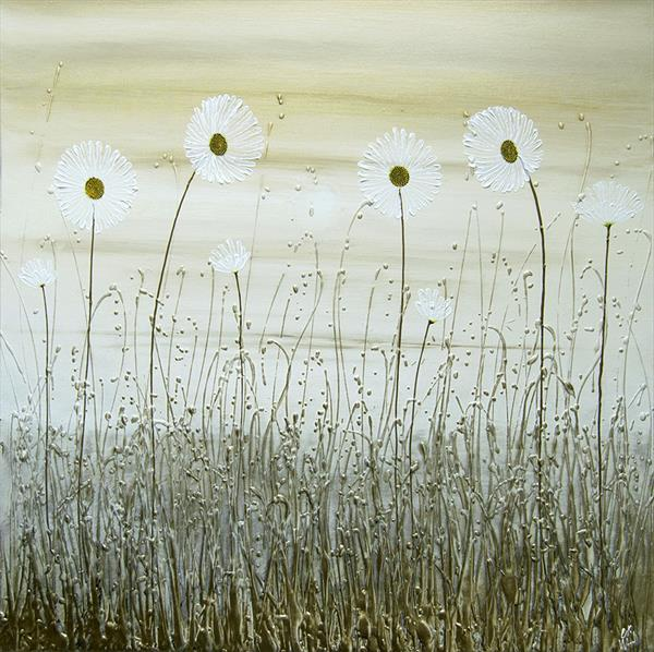 Daisy Sway by Carol Wood