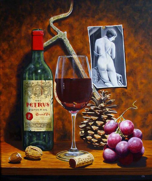 The hedonist by Jean-pierre Walter