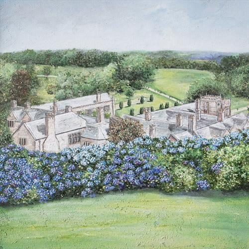 Lanhydrock by Diane Griffiths