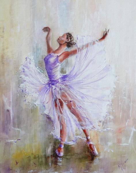 Tiny Dancer by Mel Davies