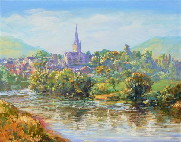 Ross-on-wye (Reserved) by Mariusz Kaldowski