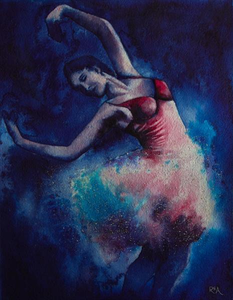 Dance As If No One Is Watching by Ruth Archer