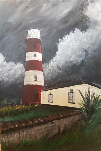 Happisburgh storms  by lee clements