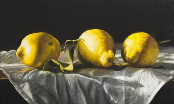 Lemons From Amalfi by Andrew Mcneile Jones