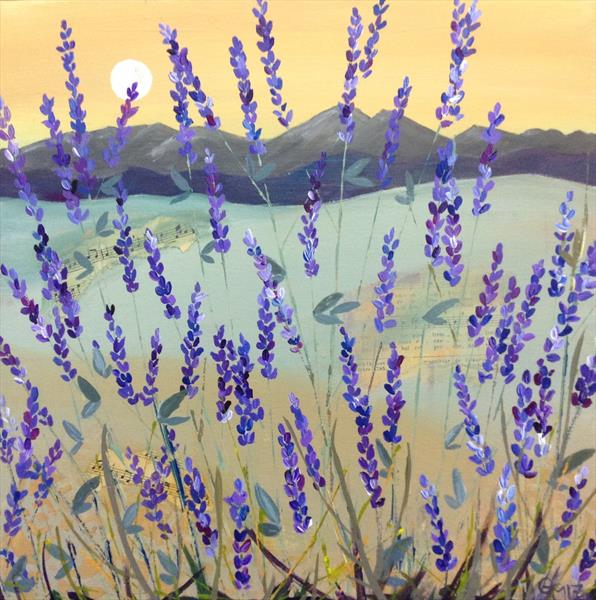 Lavender's Blue Dilly Dilly by Gill Masters