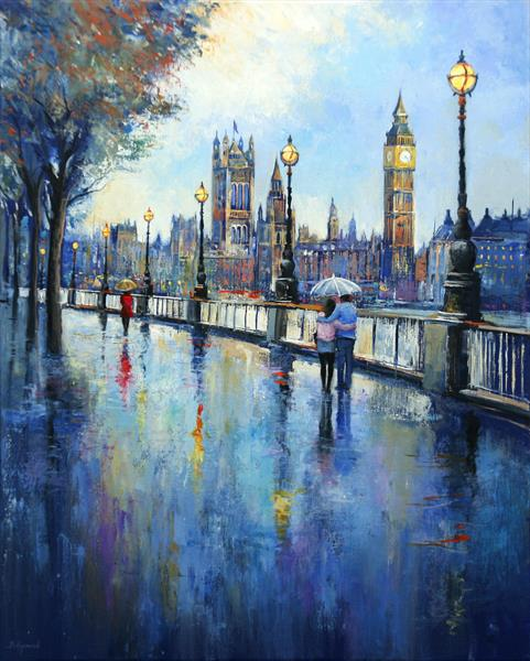 Together in London by Behshad Arjomandi