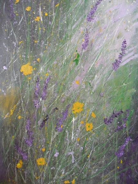 Lavender Rush by Carron  Howe