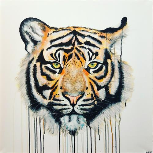 EYES OF THE TIGER by Sophie Long