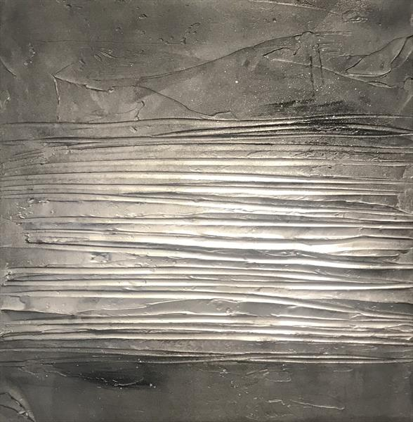 Glow - Greys/Silver  by Kerry Bowler