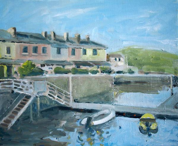 Quayside by Michael Parkinson