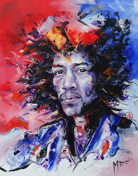 The Many Colours of Jimi Hendrix