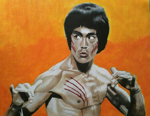 Enter the Dragon by Ian Lowry