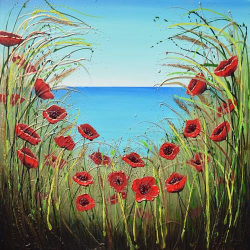 Seaside Poppies