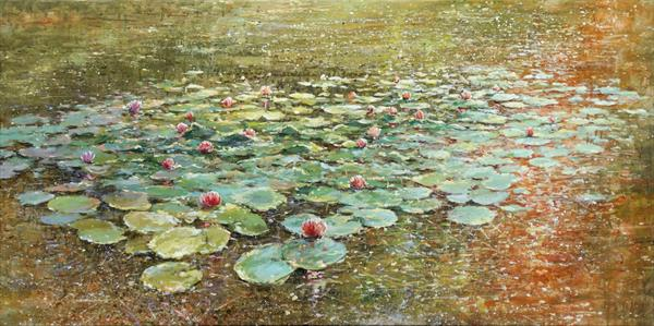 August Waterlilies