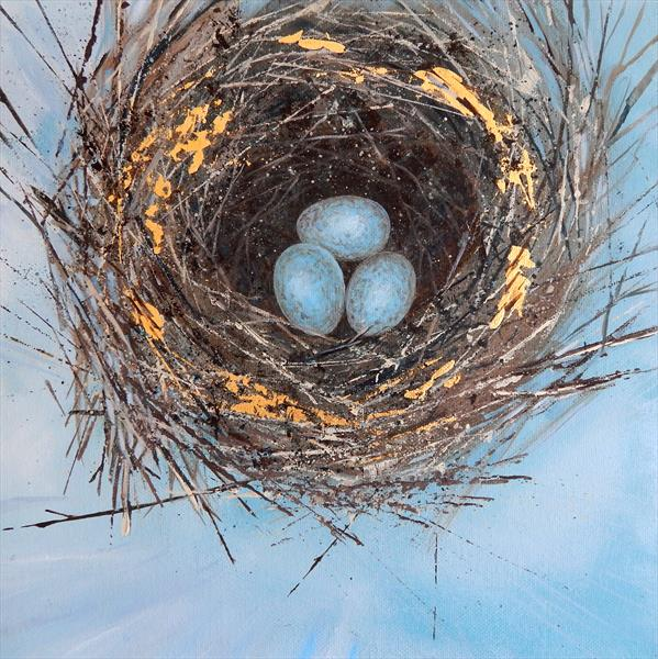 Bird's Nest by Denise Coble