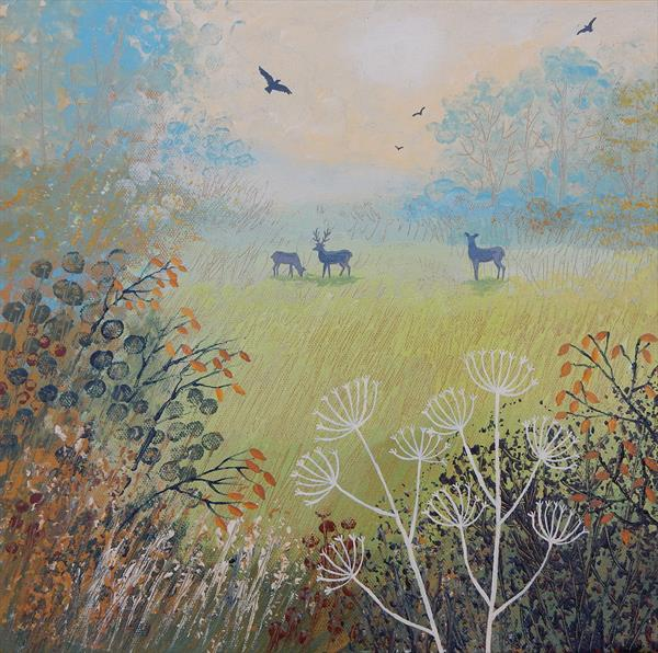 October Dawn by Josephine Grundy