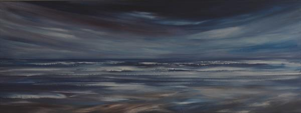 Twilight Shore by Robert Cadman