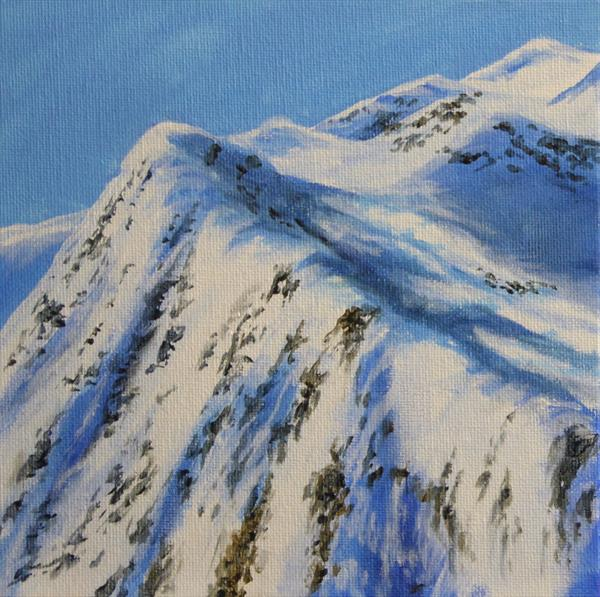 Mountain Shadows by Denise Allen