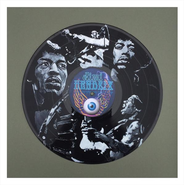 Jimi Hendrix: Valleys of Neptune by David King