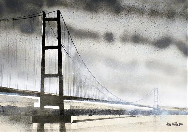 Hull Bridge by Peter Smith