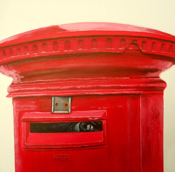 Posted Postie by Dee Taylor