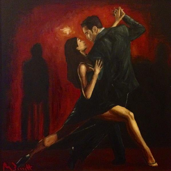 Tango Passion III by Mark Bennett