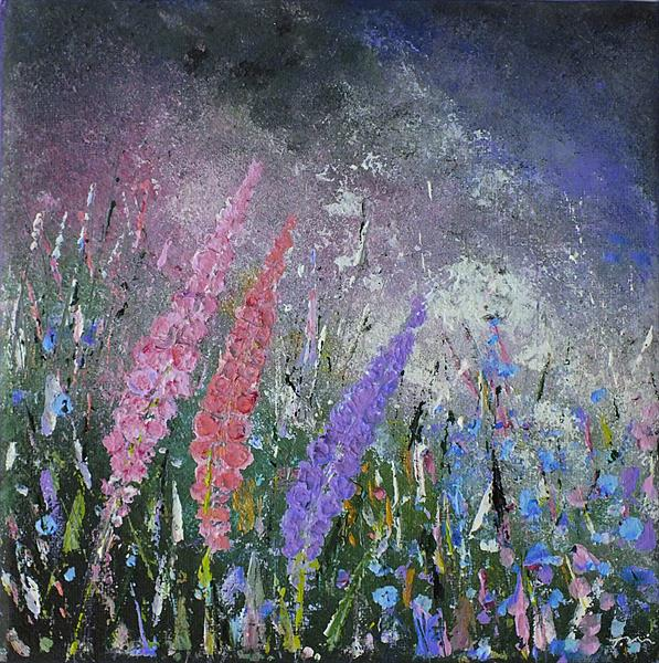 Foxglove View  by Tracey Unwin