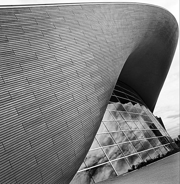 LONDON VELODROME (Limited Edition of 10) by Peter Holzapfel