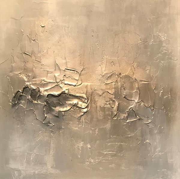 Ambience - Greys/champagne by Kerry Bowler