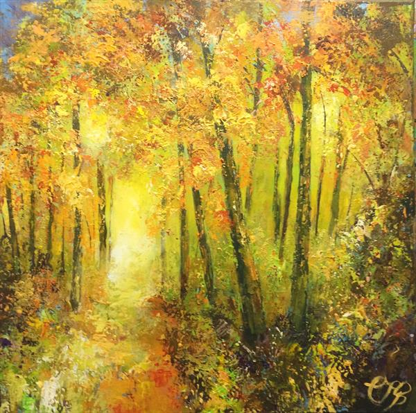 Autumn Light by Colette Baumback