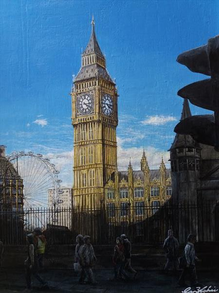 The Elizabeth Tower (Big Ben)