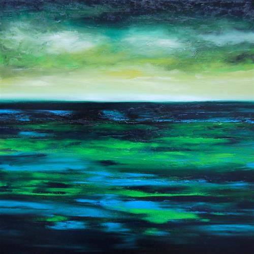 From the Deep Green Sea by Julia Everett