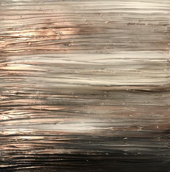 Copper Stripes 3 by Kerry Bowler