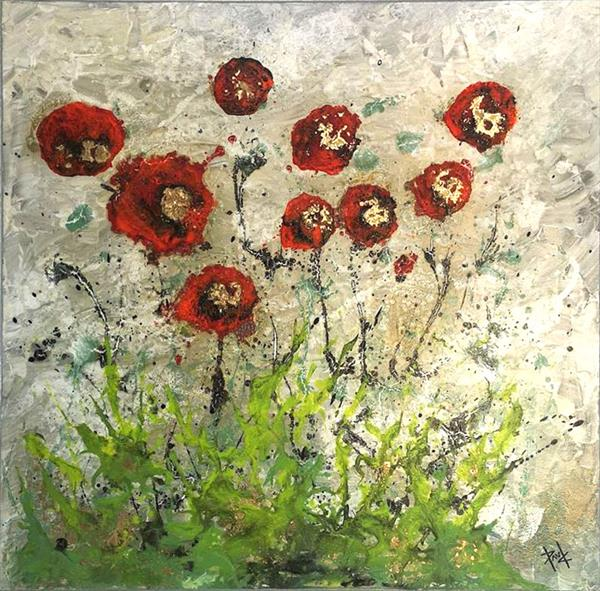 Poppies 59 by Paul Chambers