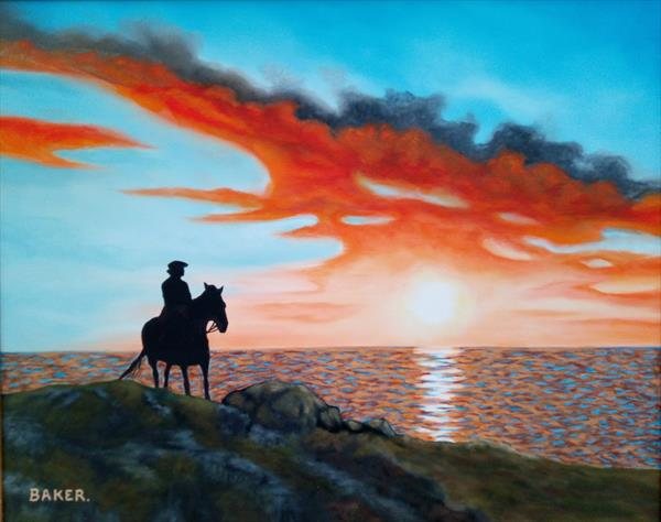 Poldark by Tommy Baker