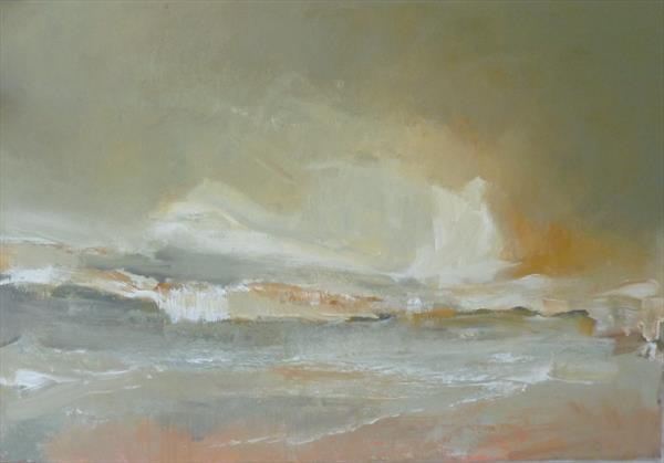 Clouds on a Summer Day by Fiona Philipps