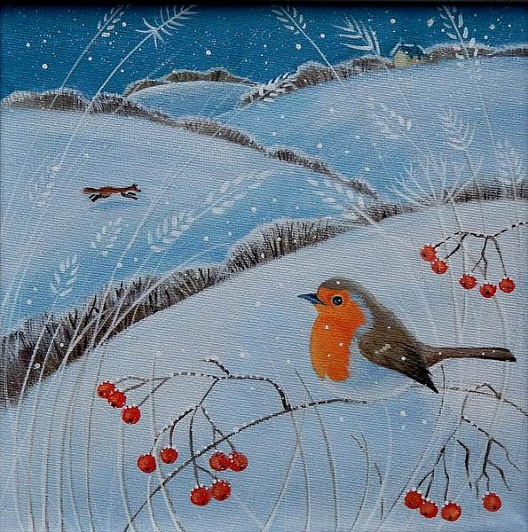 First Snow by Denise Coble
