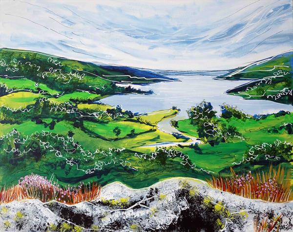 Lake Windermere by Laura Hol