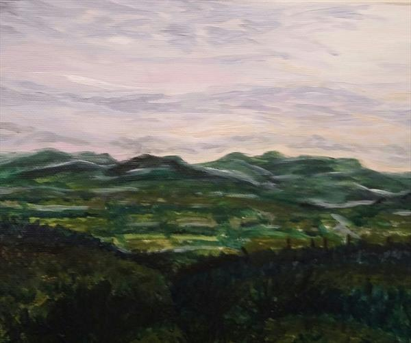 dales at dawn  by Natalie Bartrum