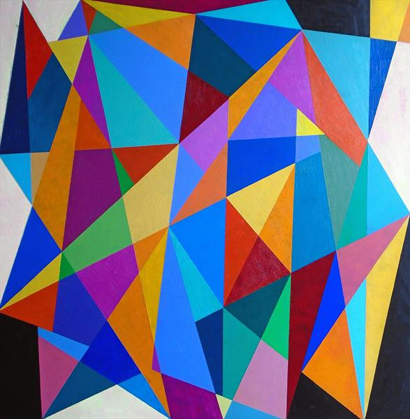 SPARKLING FACETS by Stephen Conroy