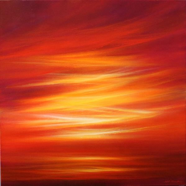 Red Horizon by Stella Dunkley