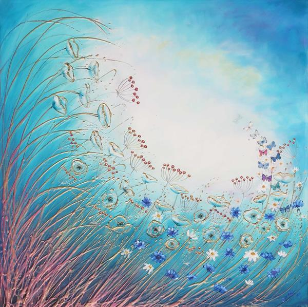 Flutter of Dreams (on show at Tetbury Gallery)