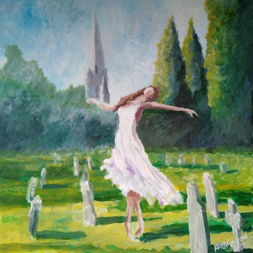 Cemetery Dance by Keith Gibbons